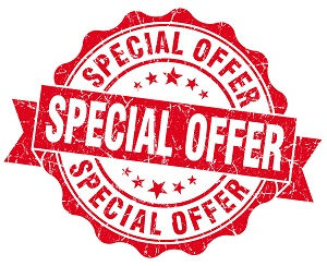 Car Rental Special Offer