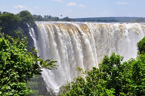 Car Rental South Africa to Victoria Falls