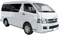 Group Y  10 seater Deposit R 4000.-  1 border crossing free