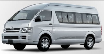 Group W    – 14 seater must have a PDP licence to hire Deposit R4000.- nil excess